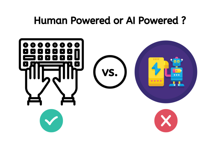 Why Human Powered Transcription Still Beats AI Powered Transcription?
